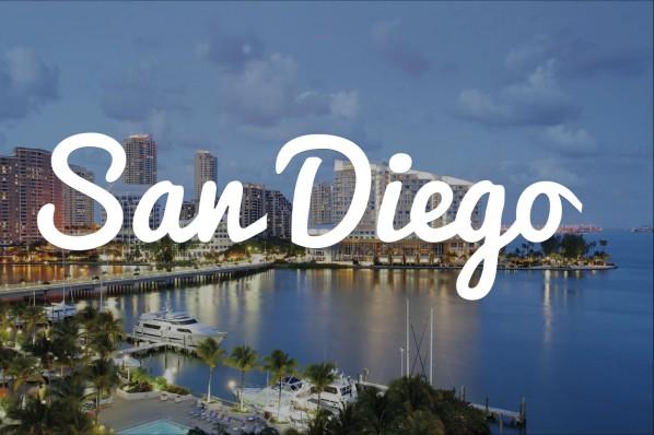San Diego Banner